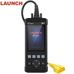 Launch CReader 611 OBD2/EOBD Diagnostic Scanner with ABS and SRS System Diagnostic Functions