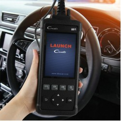 Launch  Automotive Scanner  CReader 801 with ABS/SRS ECU Coverage and Oil /Brake Reset