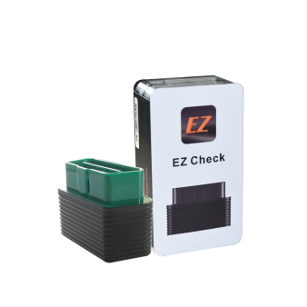 EZcheck OBDII Scan Tool Green