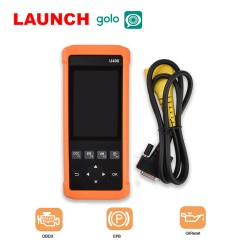 2018 LAUNCH X431 U400 OBD2 Automotive Scanner EPB Oil Lamp Reset OBD Code Reader