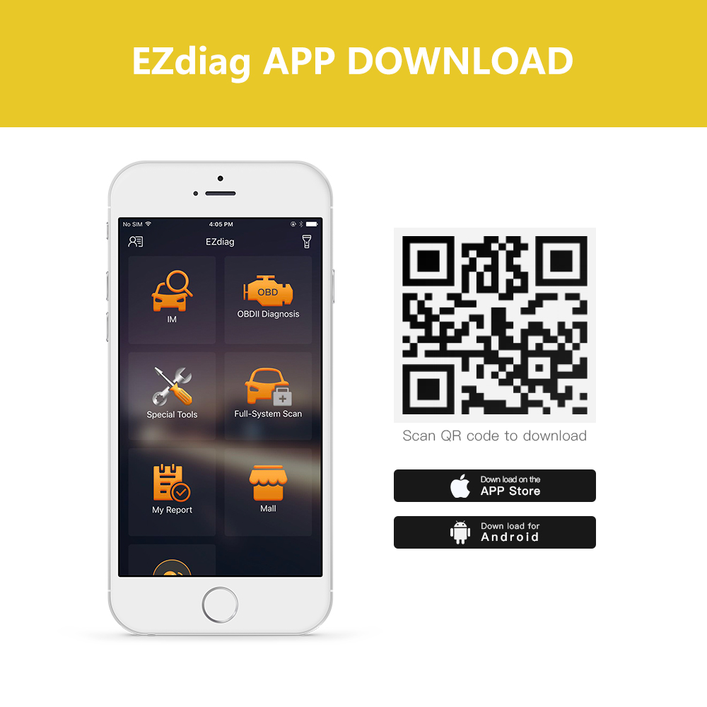 Launch EasyDiag 3.0 Plus App Download